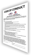 Volleyball Code of Conduct