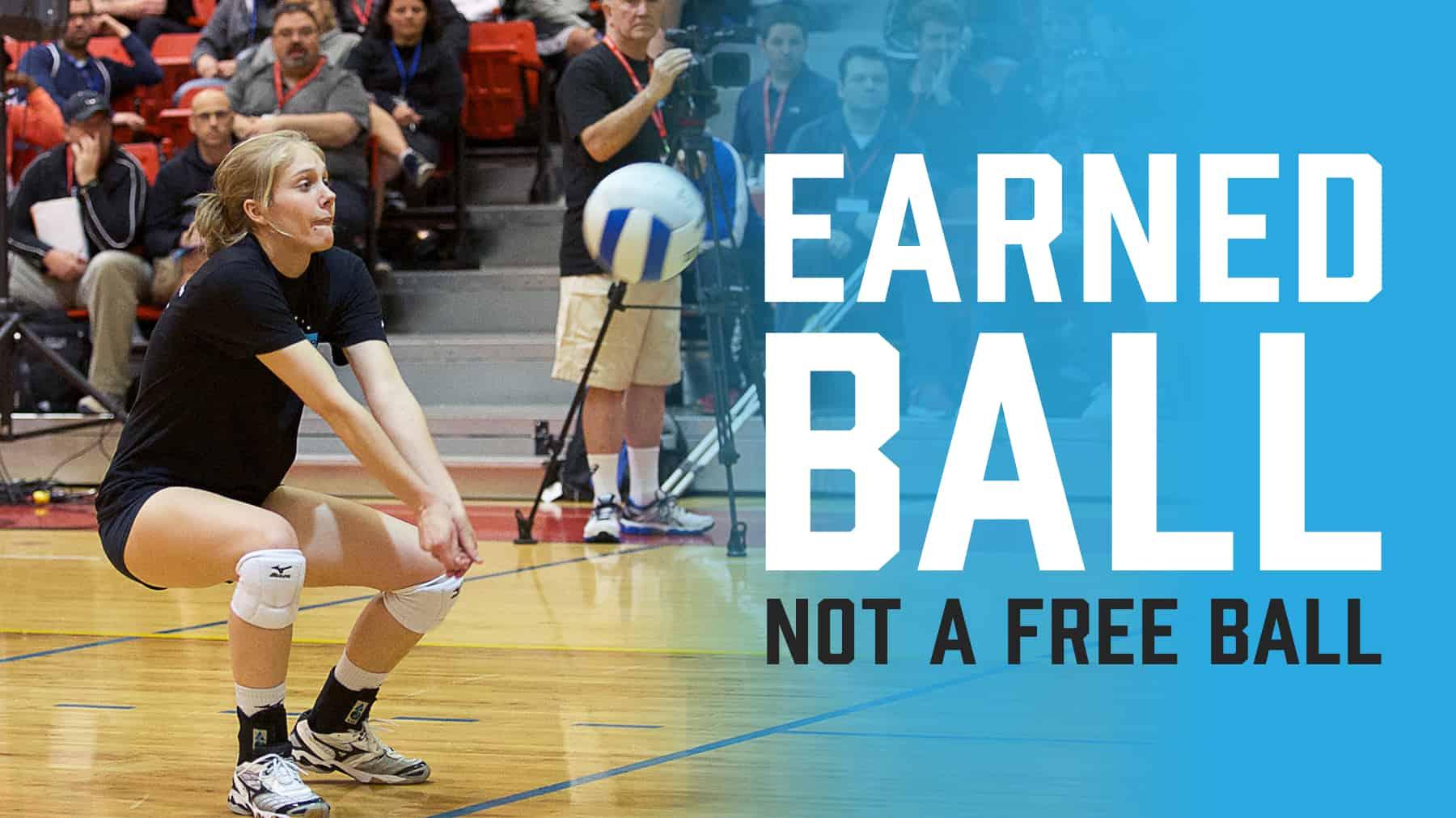 Make It An Earned Ball Not A Free Ball