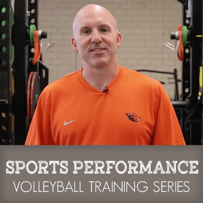 Sports Performance Volleyball Training Series