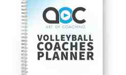 The Volleyball Coaches Planner