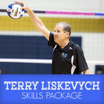 Terry Liskevych skills package
