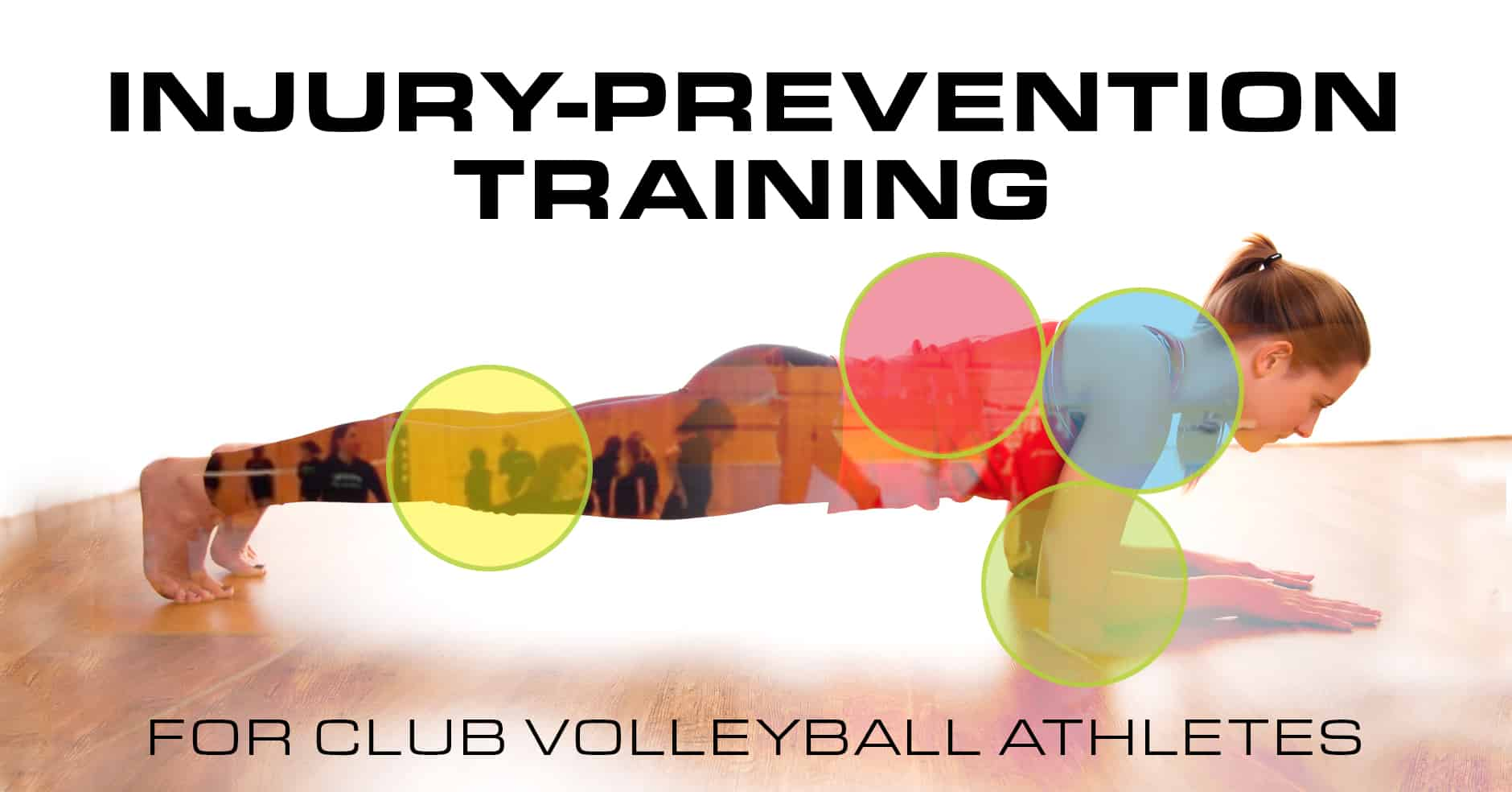 Injury Prevention Training For Club Volleyball Athletes