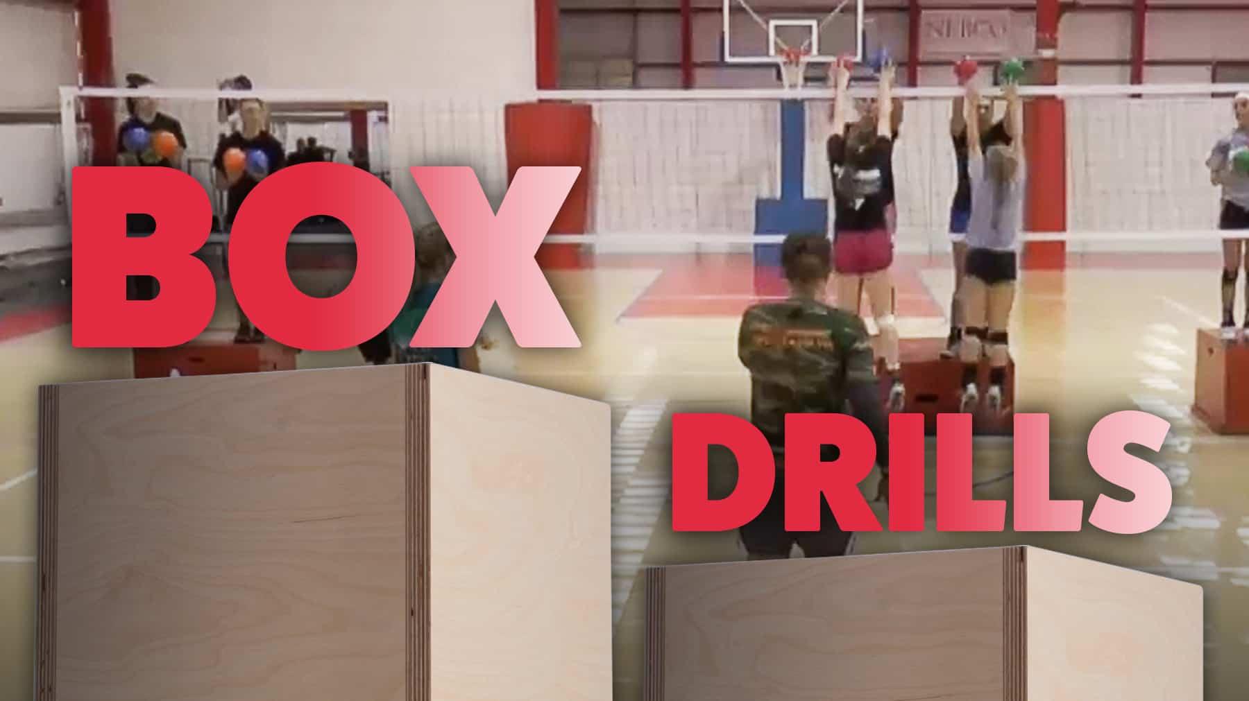 Box Drills To Improve Blocking Skills