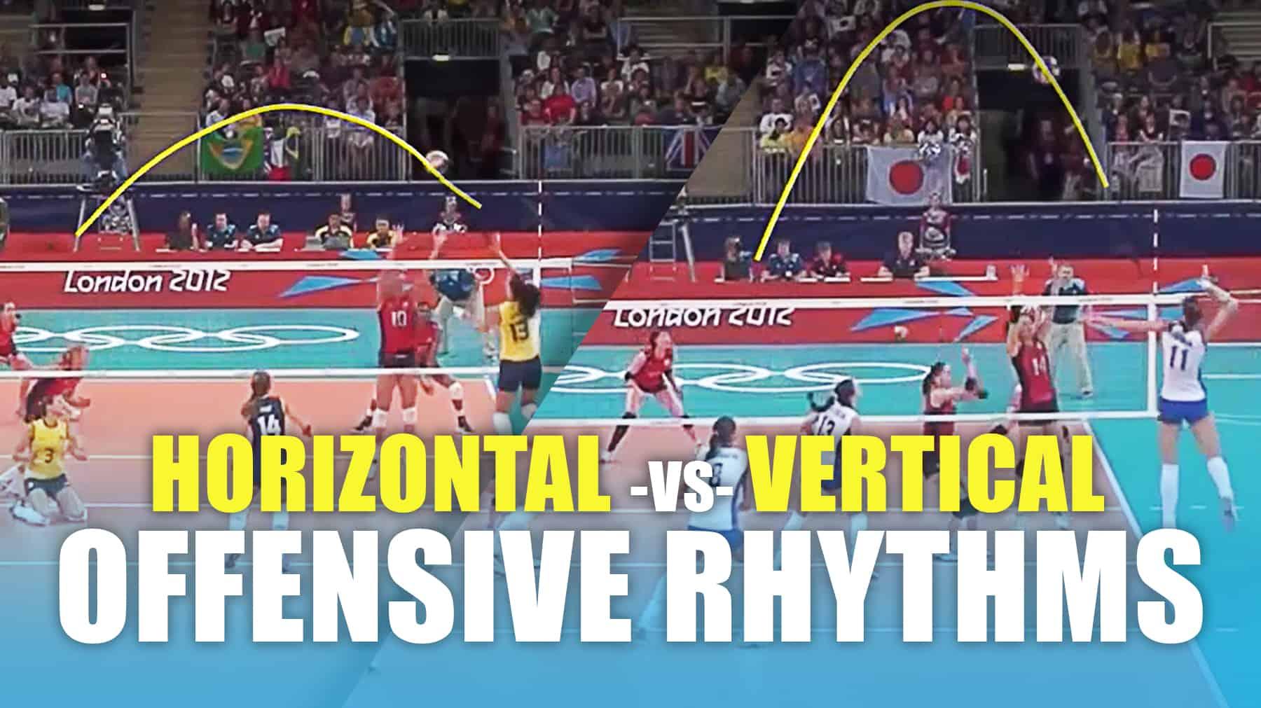 Jim Stone Horizontal Vs Vertical Offensive Rhythms