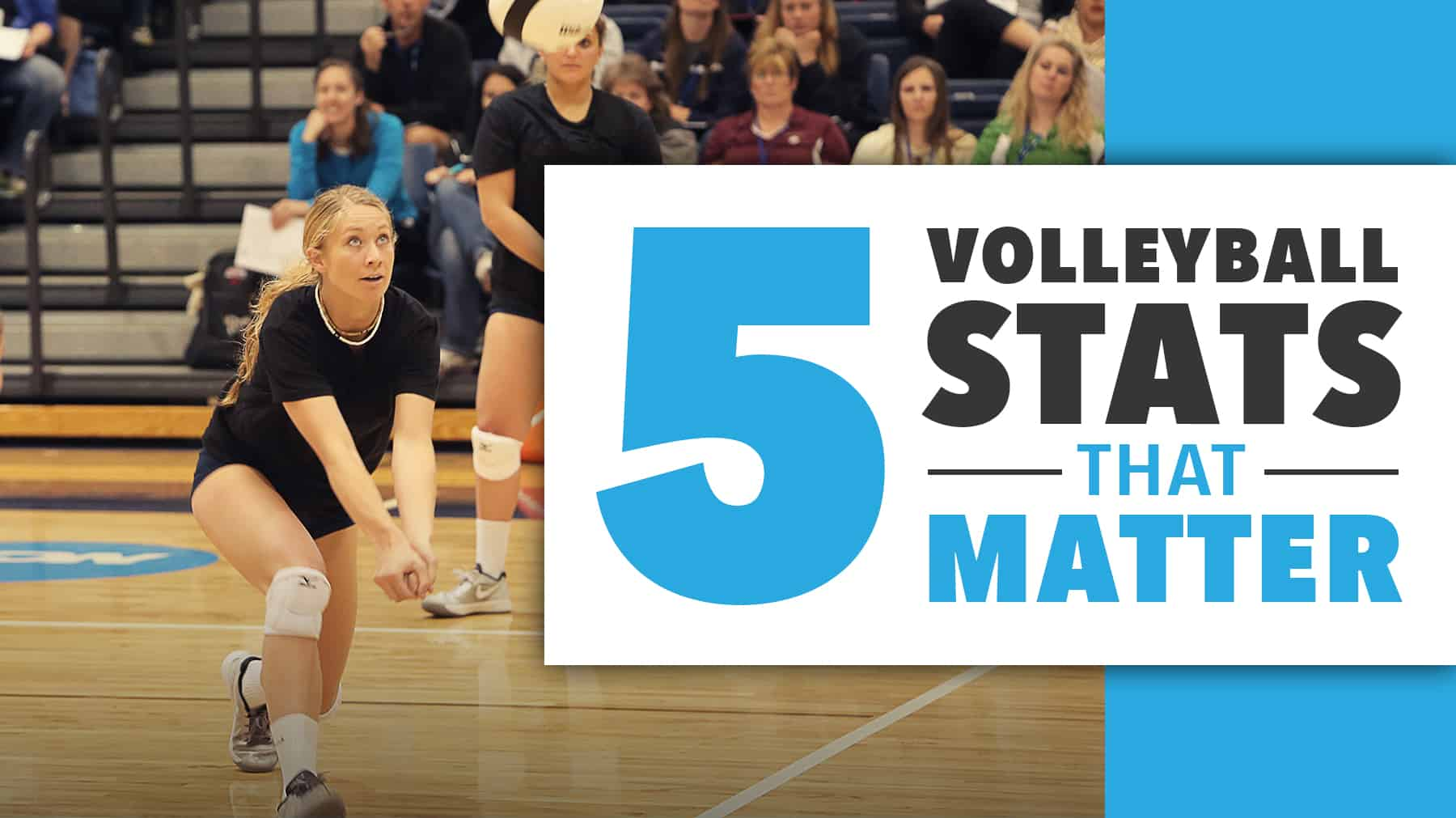 5 Volleyball Stats That Make A Difference