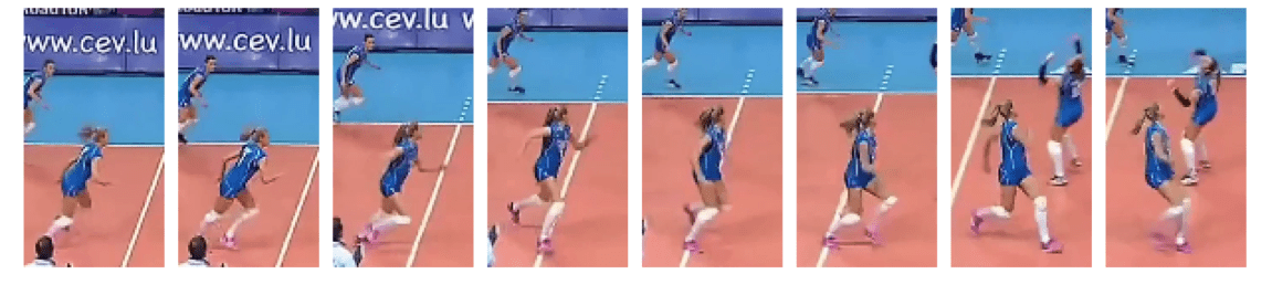 Martina Guiggi of Italy - Slide Run Approach Analysis - Side View