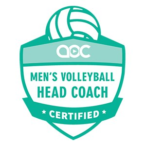 Men's Volleyball Head Coach Certification