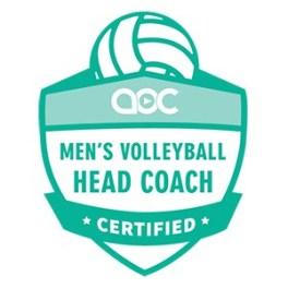 Men's Volleyball Head Coach Certification