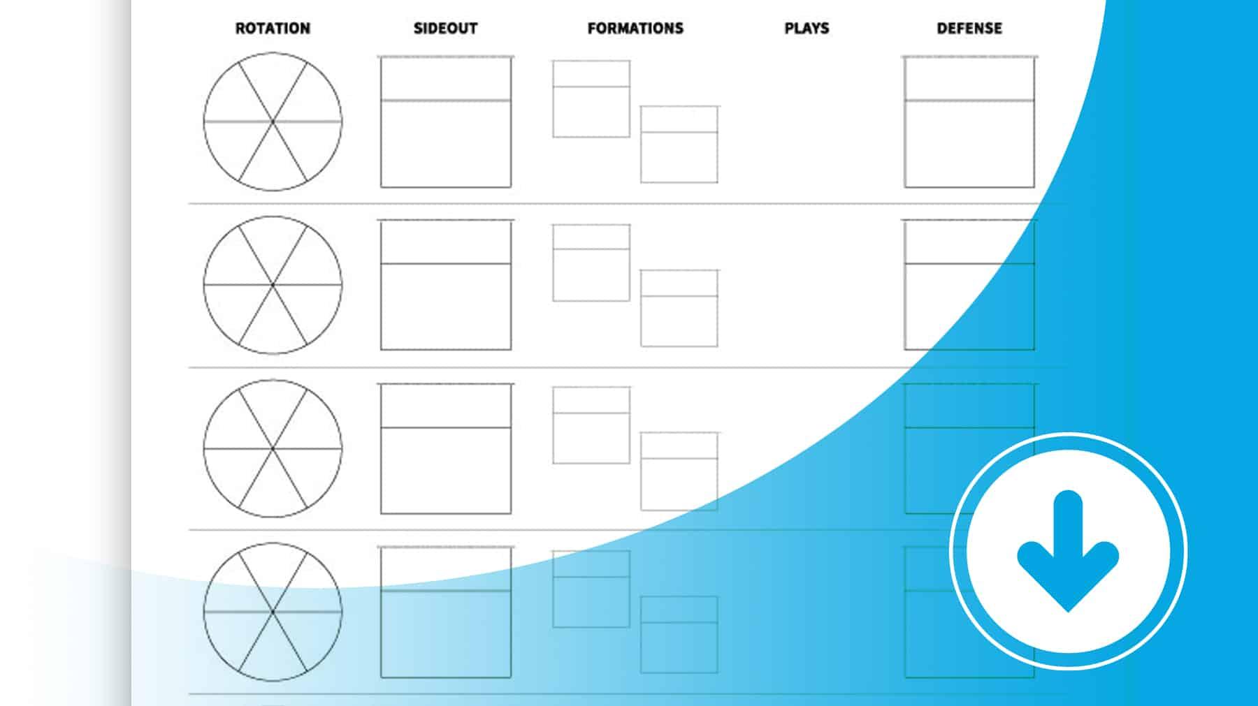 6 Rotations Worksheet