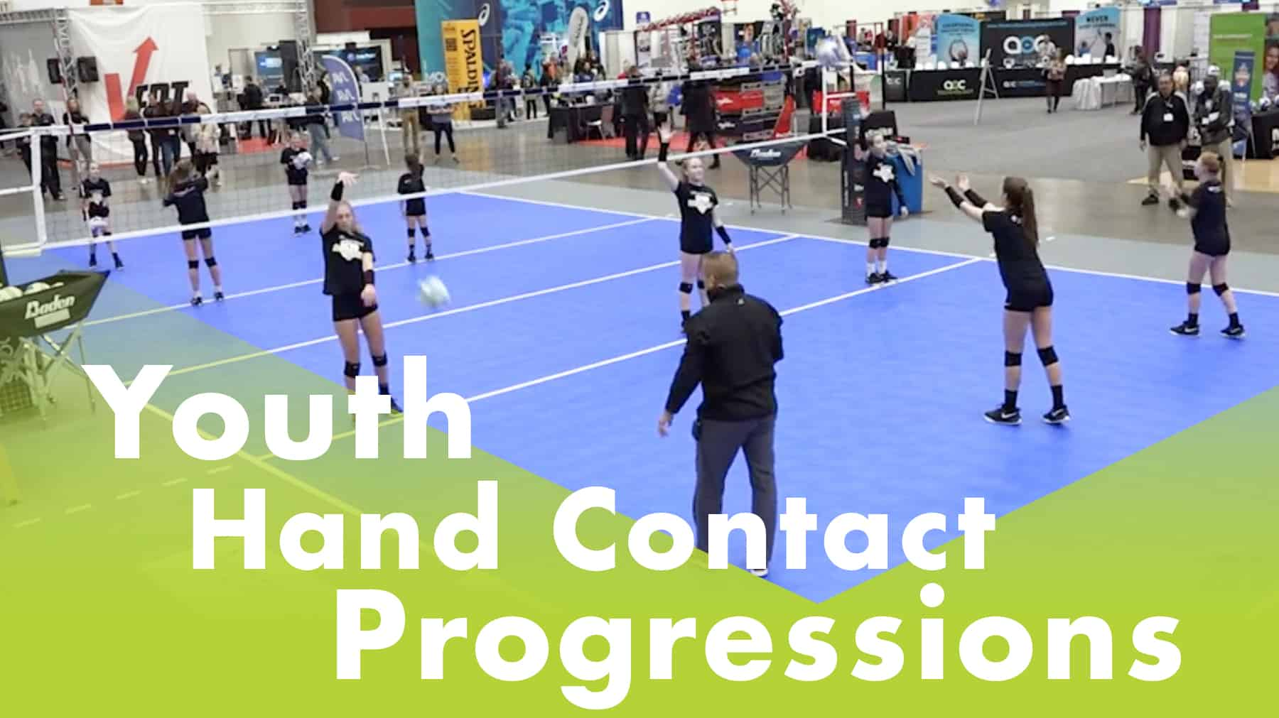 Youth Hand Contact Progressions