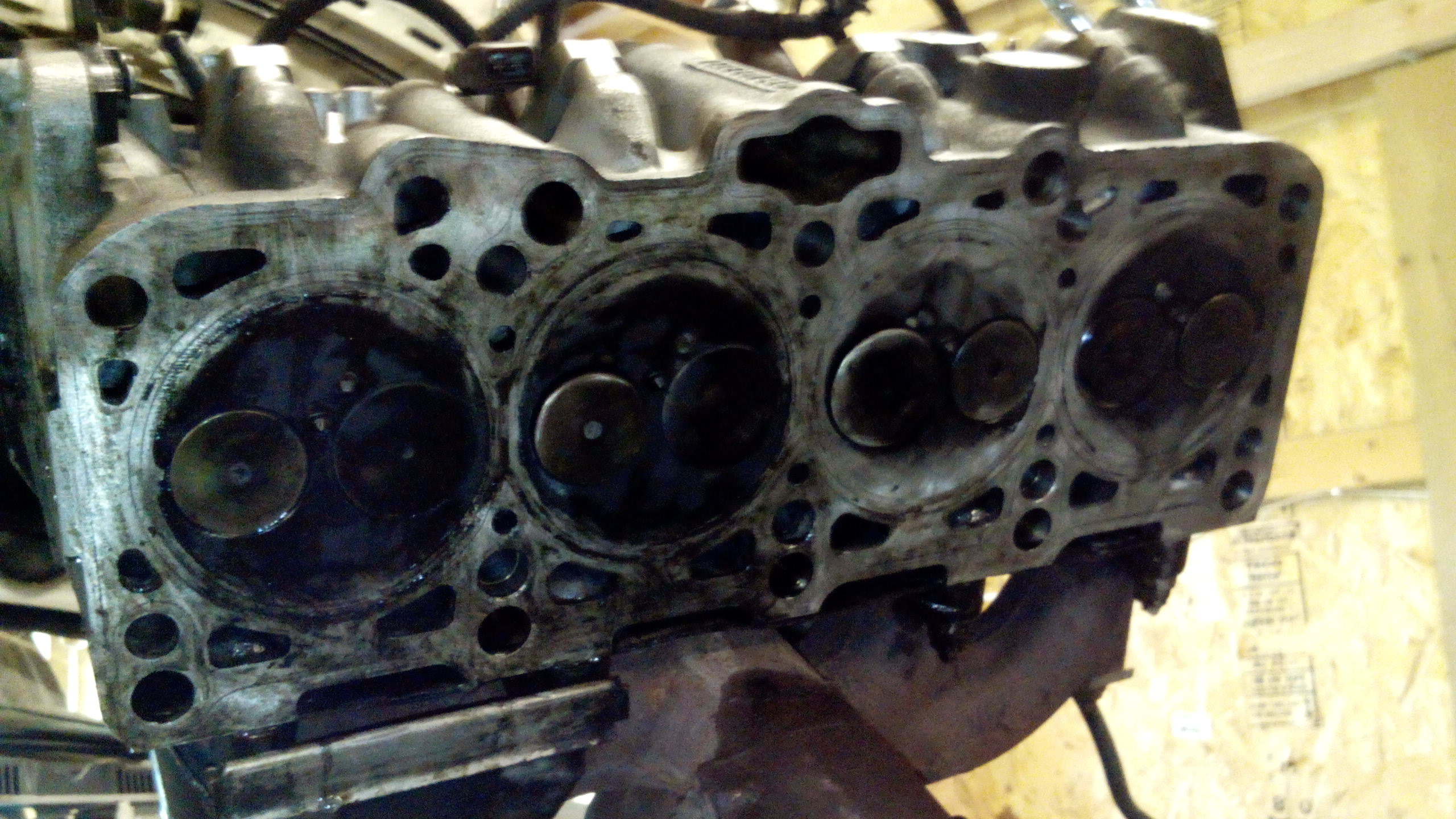 Jetta TDI: Head Gasket Replacement — The Art of Diesel
