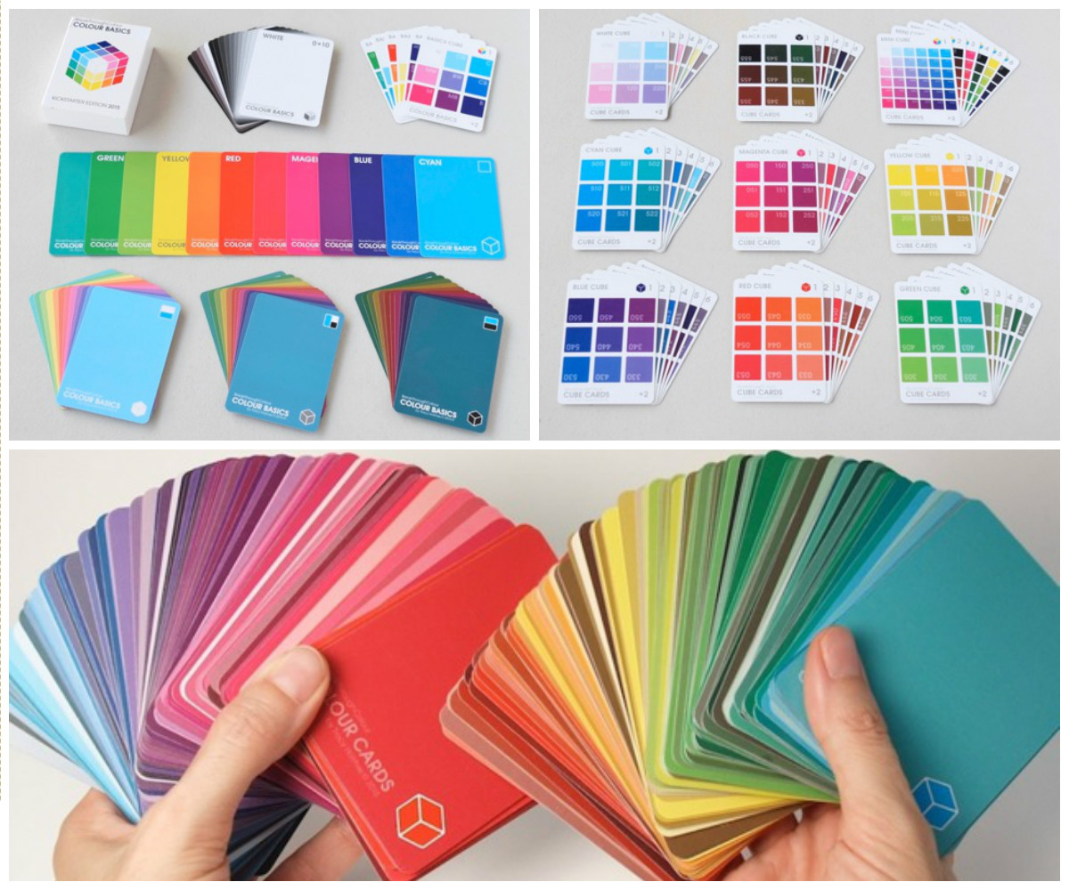 5 New Ideas For Teaching Advanced Color Theory
