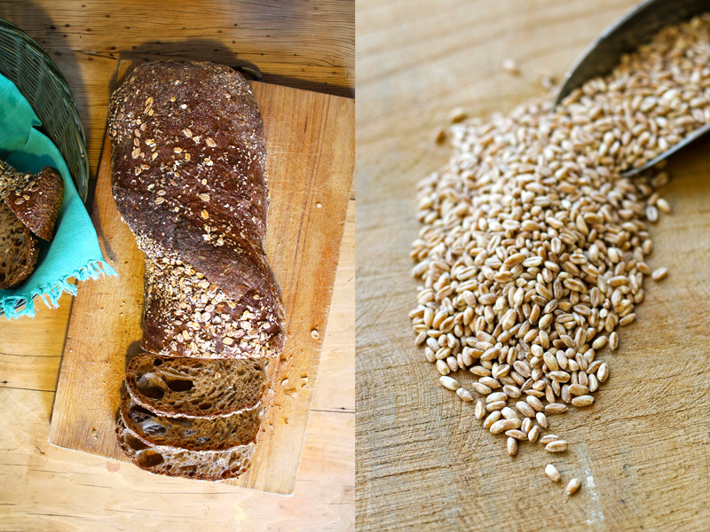 rustic-bread-and-farro