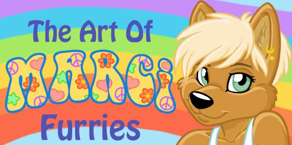 The Art of Marci – Furries!