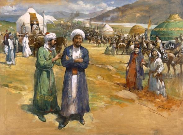 Neighboring the Enemy: Deconstructing Borders in Luke 10:25–37