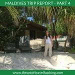 Our $38,000 Maldives Trip for less than ~$2,700 – Part 4 The Villas