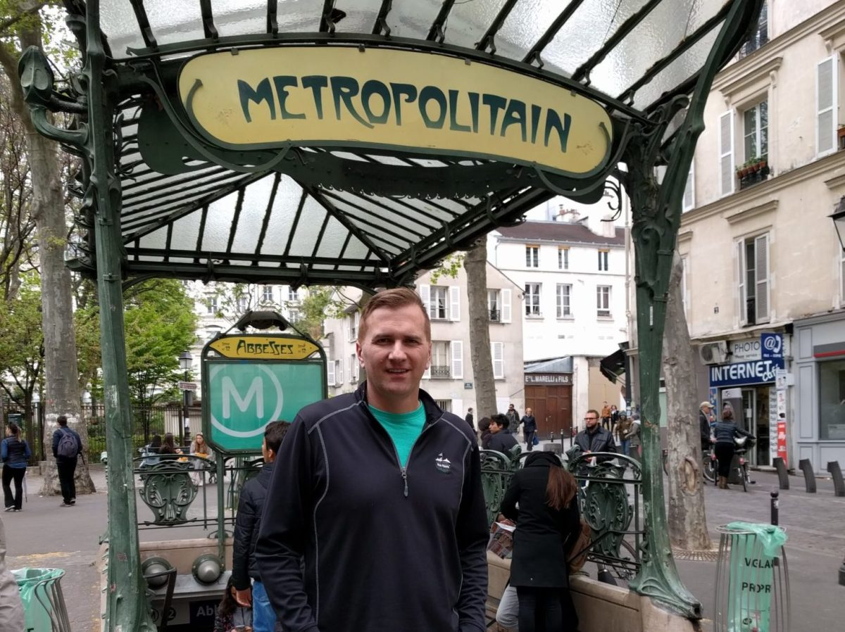 Paris Weekly Metro Pass