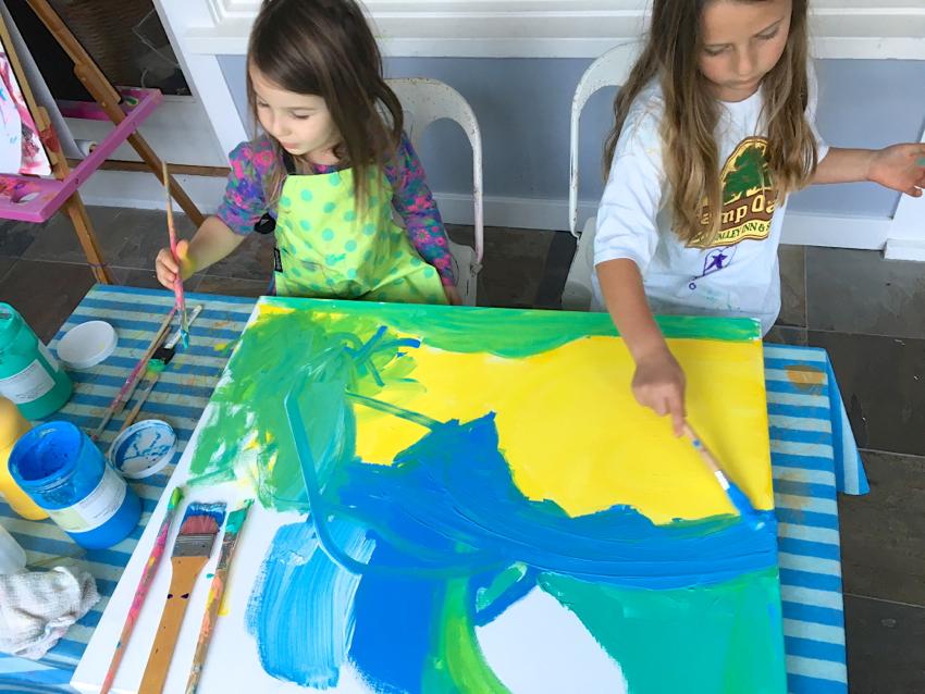 Evolving Canvas