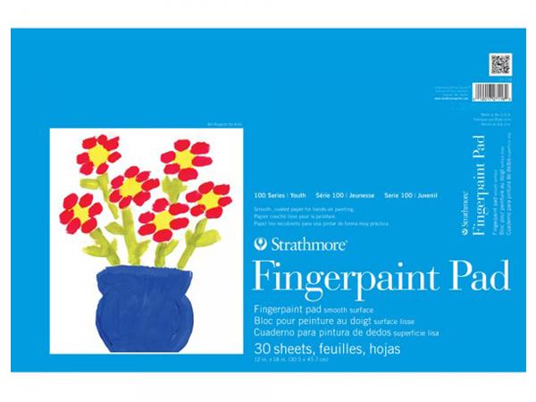 Fingerpaint-Pad