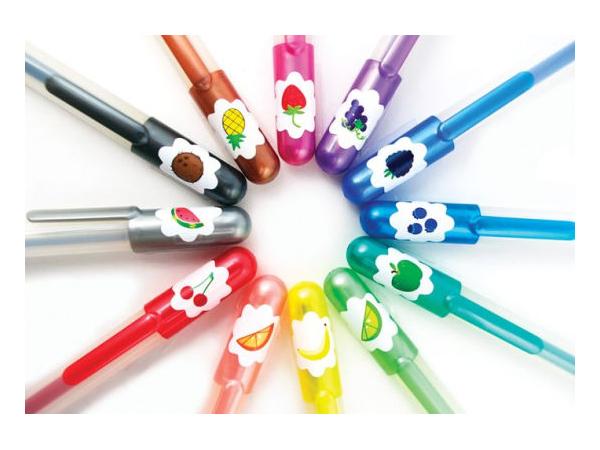 Glitter-Gel-Pens