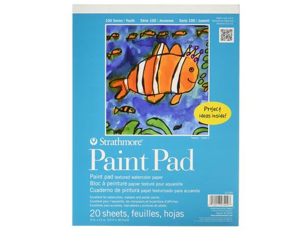 Paint-Paper-Pad