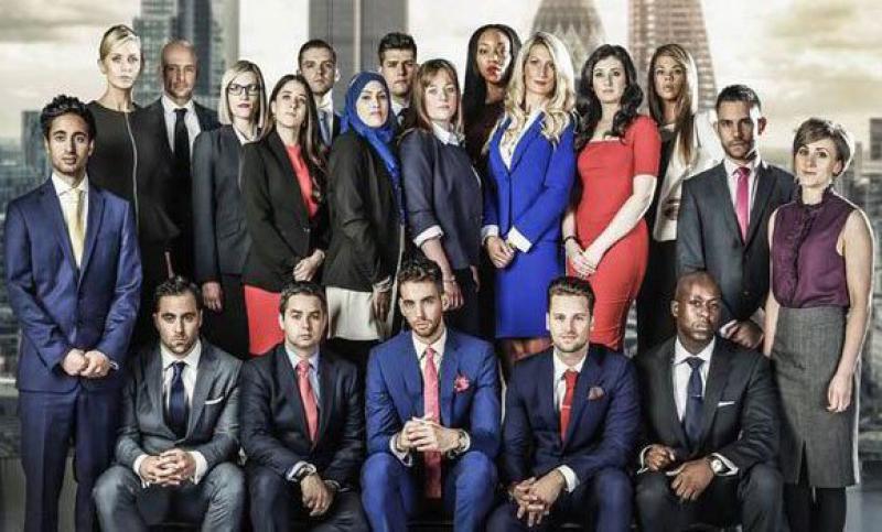 Apprentice series 10 candidates