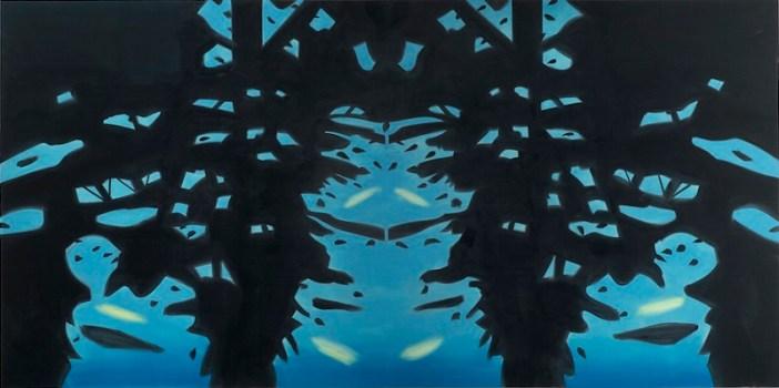 Alex Katz, Reflection 7, 2008