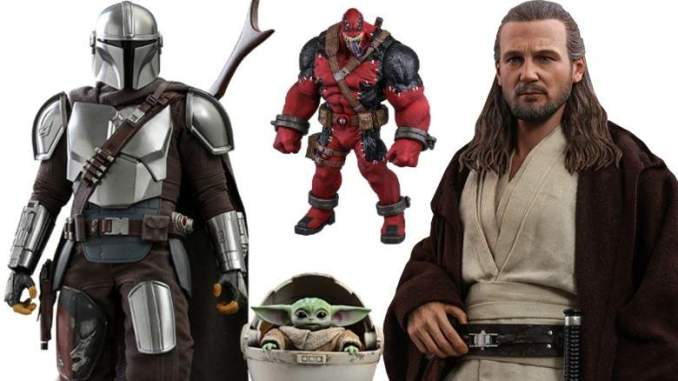7 Best Hot Toys Figures for Your Collection