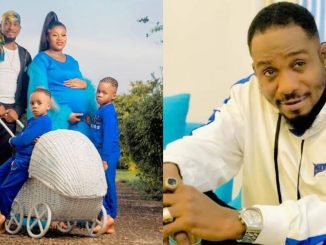 A man who doesn't spend time with his family can never be a real man - Actor Junior Pope Odonwodo