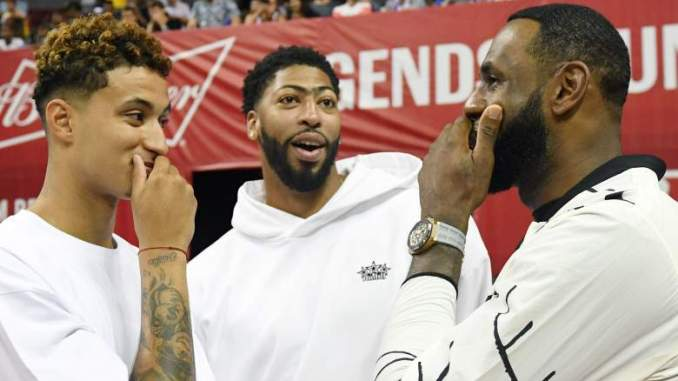 Anthony Davis' Character in Space Jam 2 Leaked [LOOK]