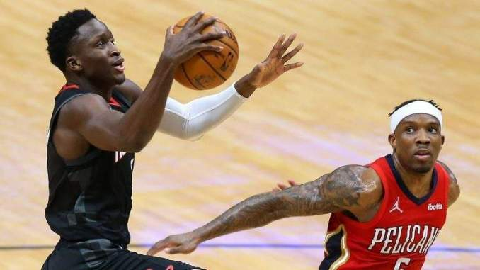 B/R Predicts Celtics to Sign Victor Oladipo in Free Agency