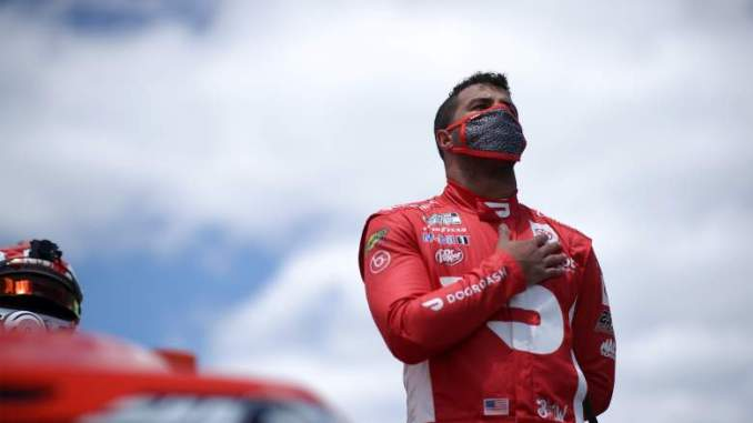 Bubba Wallace Joins Dr. Pepper to Surprise Fans