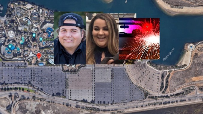 CA Teens Kulten Sargent & Ava Boyce-Bender ID'd As Victims In Wednesday San Diego Double-Fatal Crash