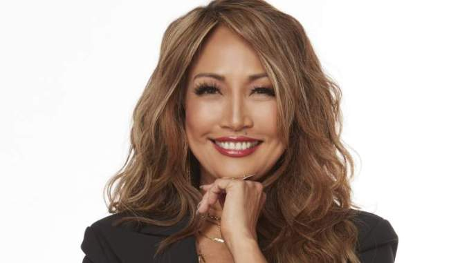 Carrie Ann Inaba Leaving 'The Talk'