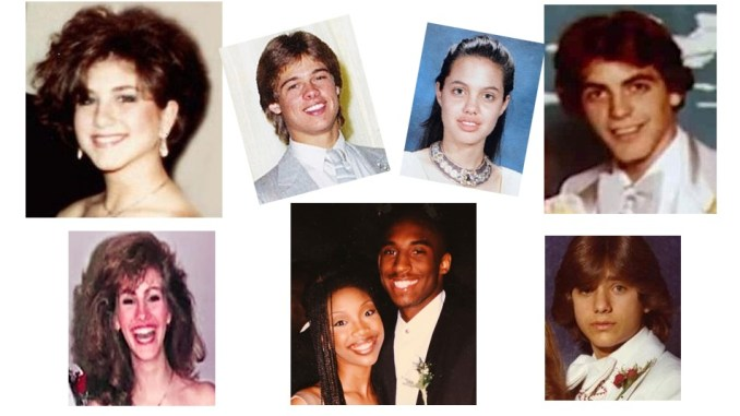 Celebrity Prom Photos From Hell! 'The One That Got Away!' Edition