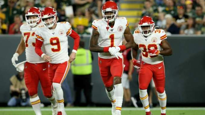 Chiefs' Jody Fortson Turning Heads After Position Switch