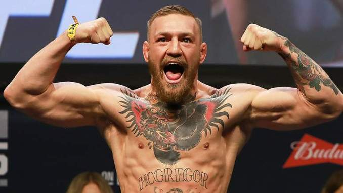 Conor McGregor: 'The Fight Is Off'