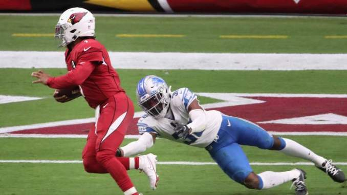 Cornerback Called Lions' Top Red Flag Ahead of 2021 Draft