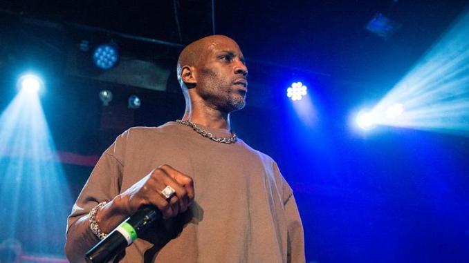 """DMX's Organs Are """"Failing By The Minute"""": Report"""
