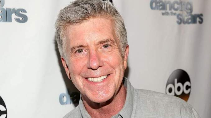 DWTS' Tom Bergeron Talks Derek Hough, Maks Chmerkovskiy