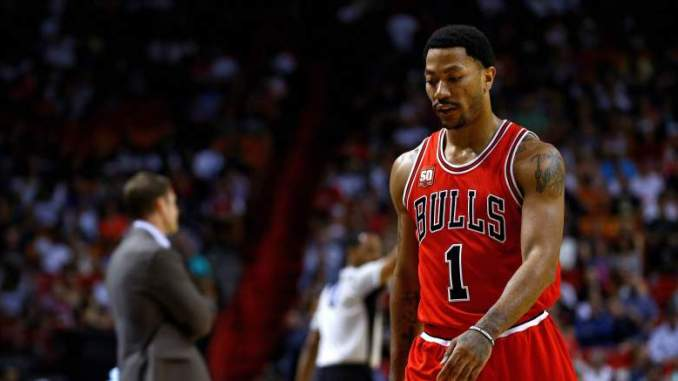 Derrick Rose Tried Recruiting Eastern Conference Rival to Bulls