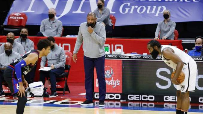 Doc Rivers Sends Strong Message to Nets