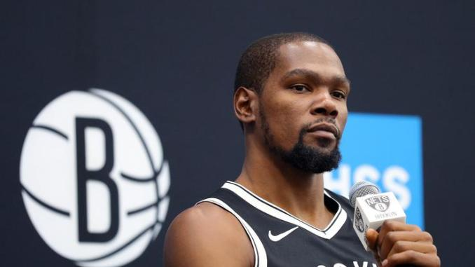 """Durant Calls Shannon Sharpe A """"Drunk Uncle"""" Over Fake Quote About LeBron"""