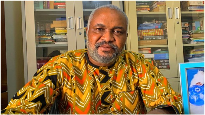Emmanuel Onwubiko: Insecurity and presidential compromises