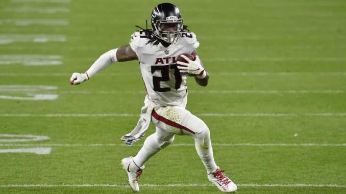 Ex-Falcons RB Said He 'Definitely' Thought About Playing for 49ers