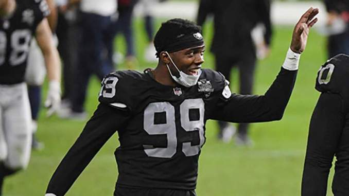Ex-Raider Arden Key Signs With 49ers: Report