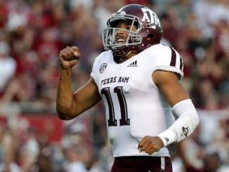 Falcons Fans Should Take 'Closer Look' at Texas A&M QB, Says Analyst