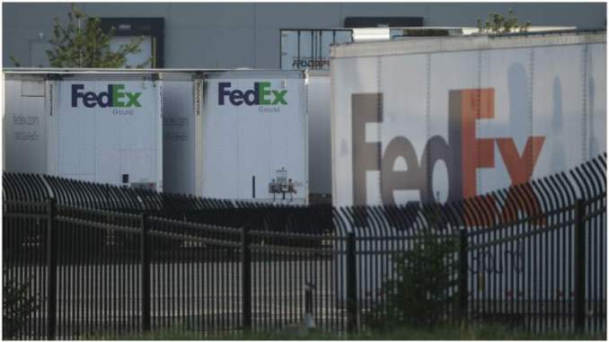 FedEx Suspect Was 'White Male' With Rifle: Dispatch Audio