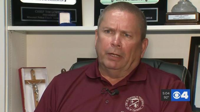 Florissant mayor calls for patience in case of officer who hit man with unmarked car  