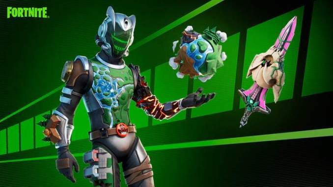 Fortnite Eco Set Back Bling Has Amazing Reactive Feature